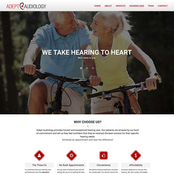 Adult custom design site web