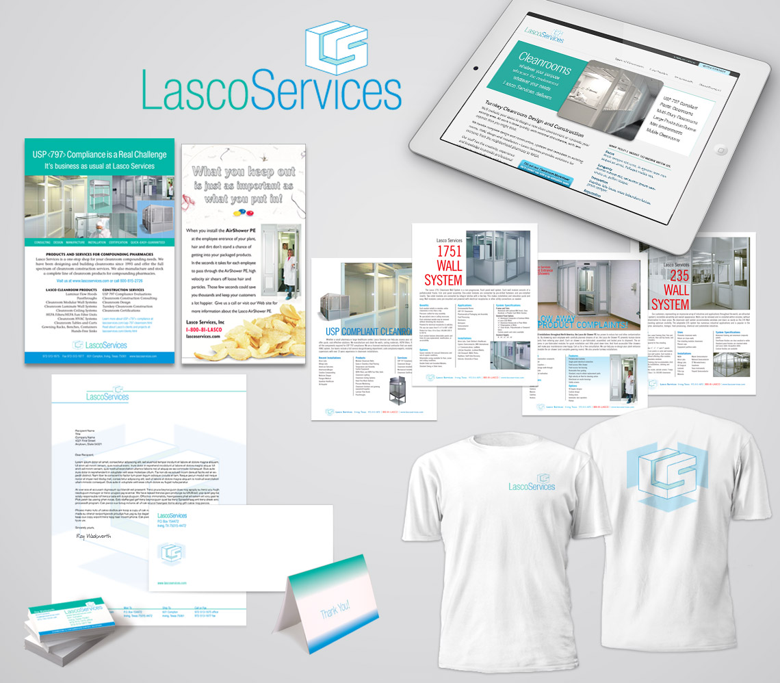 Design Projects for Lasco Services